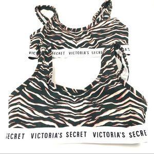NEW Lot Of 2 Victorias Secret Bralette Bras Small
